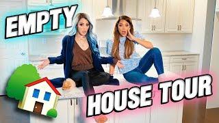 EMPTY HOUSE TOUR 2019! Niki and Gabi