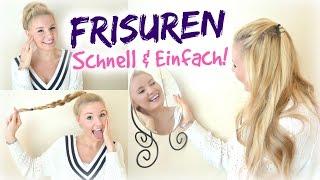 Frisuren Für Die Schule Schnell Und Einfach 免费在线视频最佳电影