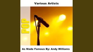 Here's That Rainy Day - Sound-A-Like As Made Famous By: Andy Williams