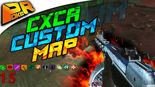 WTF!!!! 19 BEBIDAS! | CXCA CUSTOM MAP | PokeR988
