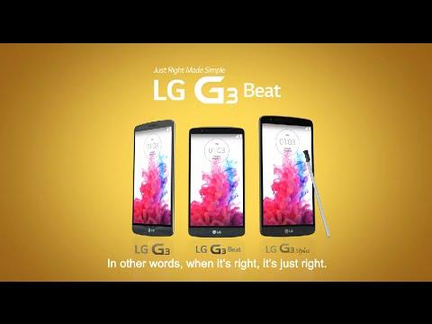 LG G3 Beat and LG G3 Stylus