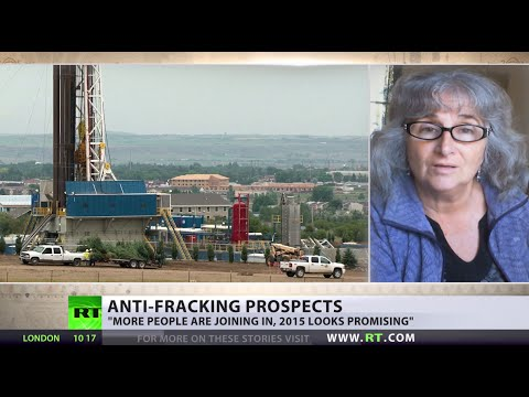 Heroes of 2014: Vera Scroggins (Anti-Fracking)