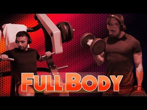 Les exercices sur la masse pour les muscles pectoraux