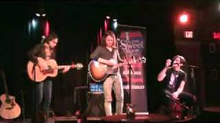 Adam Smith performs Bad Luck with Shane Cooley