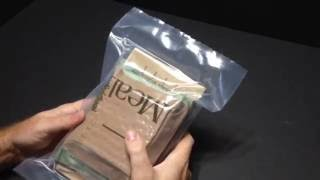 2012 Sopakco Civilian MRE Review Spaghetti With Meat And Sauce