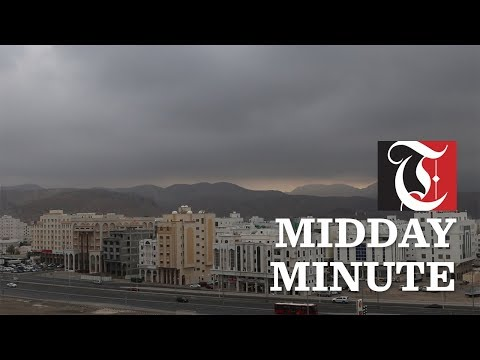 Isolated rain across parts of Oman