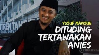 Dituding Tertawakan Gubernur Jakarta Anies yang Tinjau Banjir, Ustaz Yusuf Mansur Beri Klarifikasi