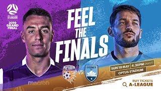 Perth Glory V Sydney FC | Hyundai A-League 2019 Grand Final #FeelTheFinals