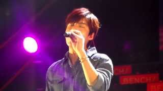 [High Quality Mp3] LEE MINHO Live in Manila: Singing THE HEIRS Soundtrack