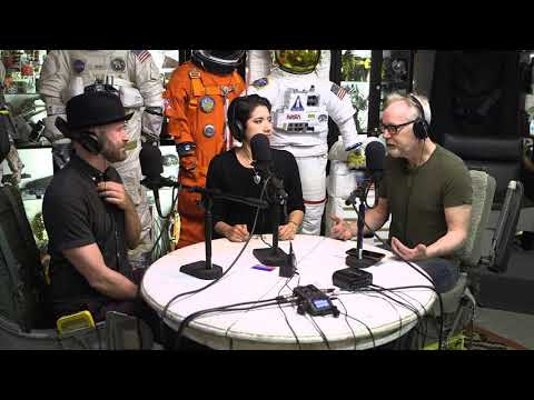 Lumecluster – Still Untitled: The Adam Savage Project – 11/9/18