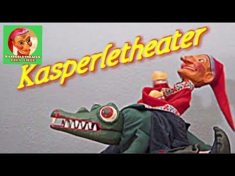 KASPERLE UND DAS KROKODIL SCHOKOLADE IM ZOO kasperletheater dika liebe Puppentheater trullala kasper