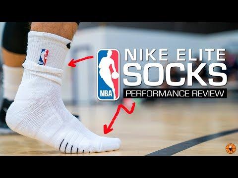 Nike NBA Elite Quick Crew Sock - Performance Review