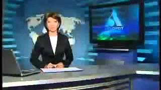 Землетрясение в прямом эфире Ахборот (Ташкенте) - ТВ Tashkent Uzbekistan