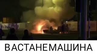 В Астане машина насмерть сбила полицейского