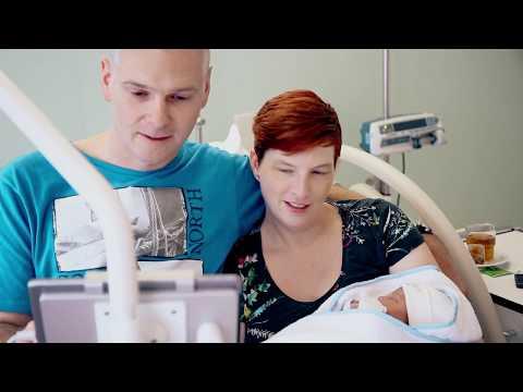 iGeboorte kinderspel in het ziekenhuis!
