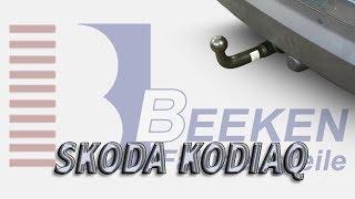 Anhängerkupplung Skoda Kodiaq abnehmbar 1154167