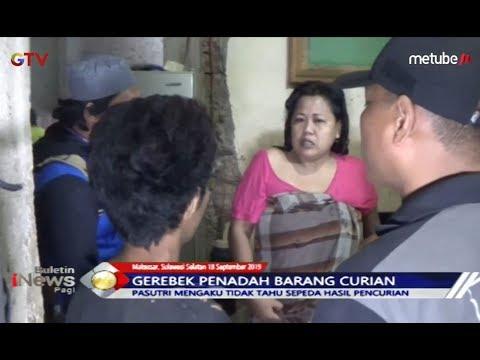 MIRIS! Ibu Rumah Tangga di Makassar Jadi Penadah Barang Curian - BIP 19/09