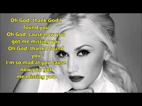 Gwen Stefani – Make Me Like You (lyrics) – Cover