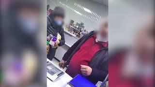 Скандал из-за маски устроил покупатель в магазине в Костанайской области