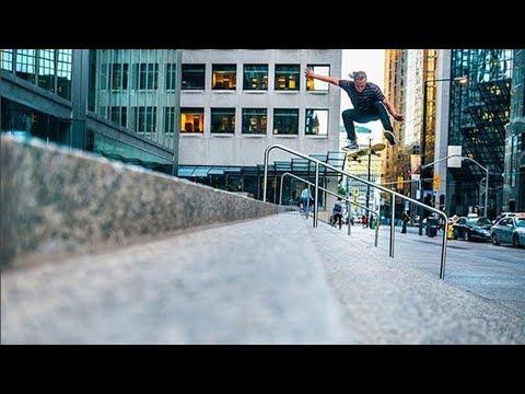 BEN PATERSON - RAW FILES: TRANSWORLD VIDEO CHECK OUT - Jordan Moss