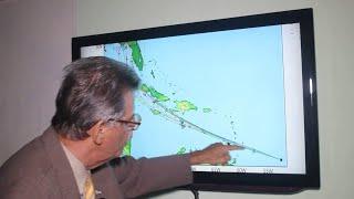 El Tiempo en el Caribe | Válido 2 de julio de 2021 – Pronóstico Dr. José Rubiera desde Cuba