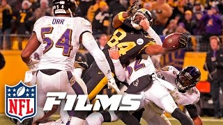 Antonio Brown's Immaculate Extension Wins AFC North (Week 16) | NFL Turning Point