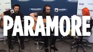 "Paramore - ""In Between Days"" The Cure Cover Live @ SiriusXM // Hits 1"