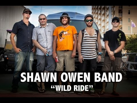 "Shawn Owen Band ""Wild Ride"""