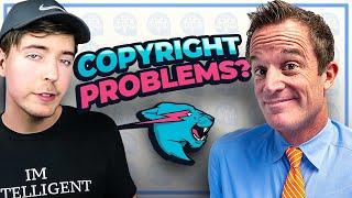 MrBeast Copyright Strike??? Lawyer Fair Use Reaction