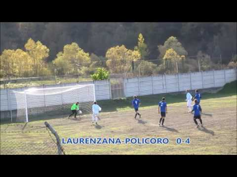 Preview video Video calcio Laurenzana-Policoro 0-4 Seconda Categoria B 4 giornata Laurenzana 30 ottobre 2016