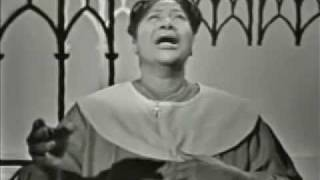 Mahalia Jackson - Sweet Little Jesus Boy (1960)