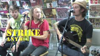 "Strike Anywhere Generation Records NYC In-Store - ""Hollywood Cemetery"""