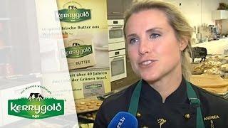 Kerrygold Cookie-Weltrekord mit Andrea Schirmaier-Huber