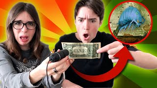 MAGNIFYING STUFF AT HOME!! *Gross*
