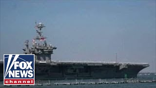 Military assets assemble for potential strike on Syria - Video Youtube