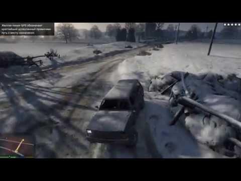 Grand Theft Auto V - Сюжет 1 - VspishkaGame [PC 60 fps 1080p]