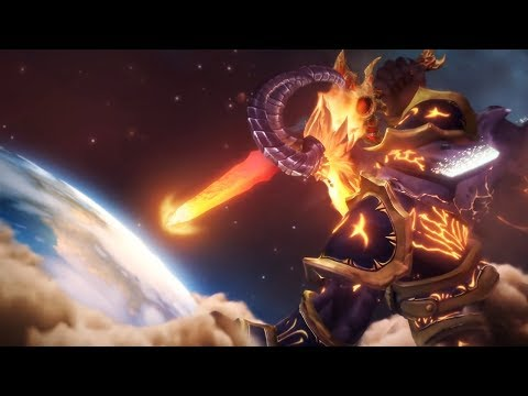 World of Warcraft: All Legion In-game Cinematic (End of Legion)