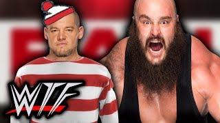 WWE RAW WTF Moments (5 November) | Braun Strowman Plays Where