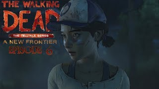 The Walking Dead: A New Frontier - Chap 3 - Ep 6 - En mauvaise posture