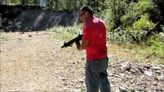 AR-15 pistol build rapid fire