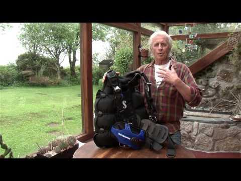 Scuba Diving Equipment Review: Scubapro Hydros Pro BCD