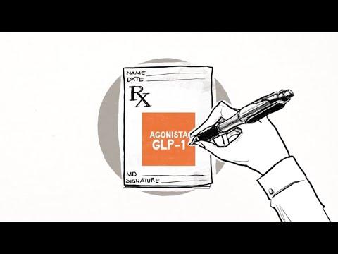 Cómo funciona un agonista GLP-1