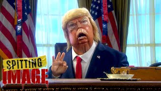 Spitting Image Official Trailer   There's Something Funny About These People...
