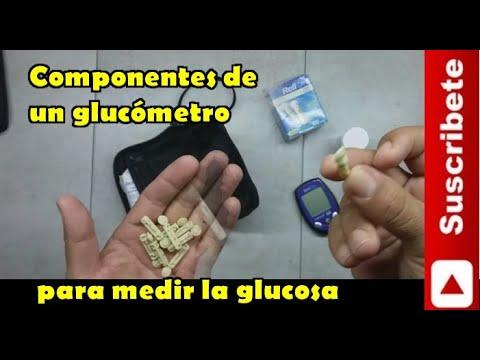 Circuito de alimentación para los diabéticos