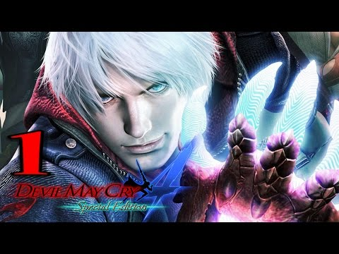 Gameplay de Devil May Cry 4