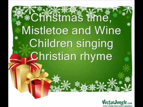 Cliff Richards Mistletoe and wine lyrics