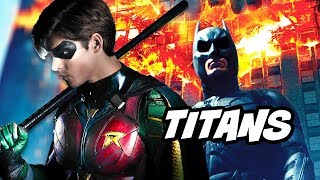 Titans TV Show Season 1 New Character and Netflix Theory