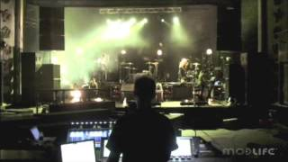 Angels & Airwaves Soundcheck Start The Machine Remix Live