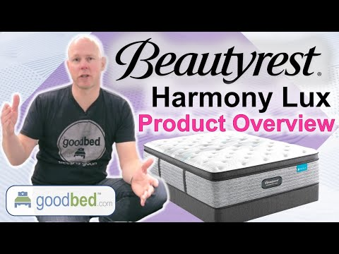Beautyrest Harmony Lux Preview VIDEO