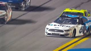 Ryan Newman 2020 Crash | NASCAR Daytona 500 | Slow Motion | 2-17-2020